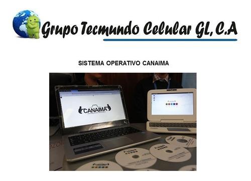 sistema operativo de laptop, pc de mesa, canaima. tienda