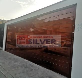 sistema para puertas levadizas cercos electricos-silver