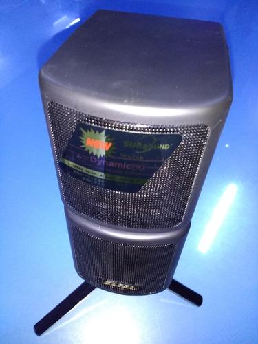 sistema parlantes elega pro-10 tripode 100 watts selectogar