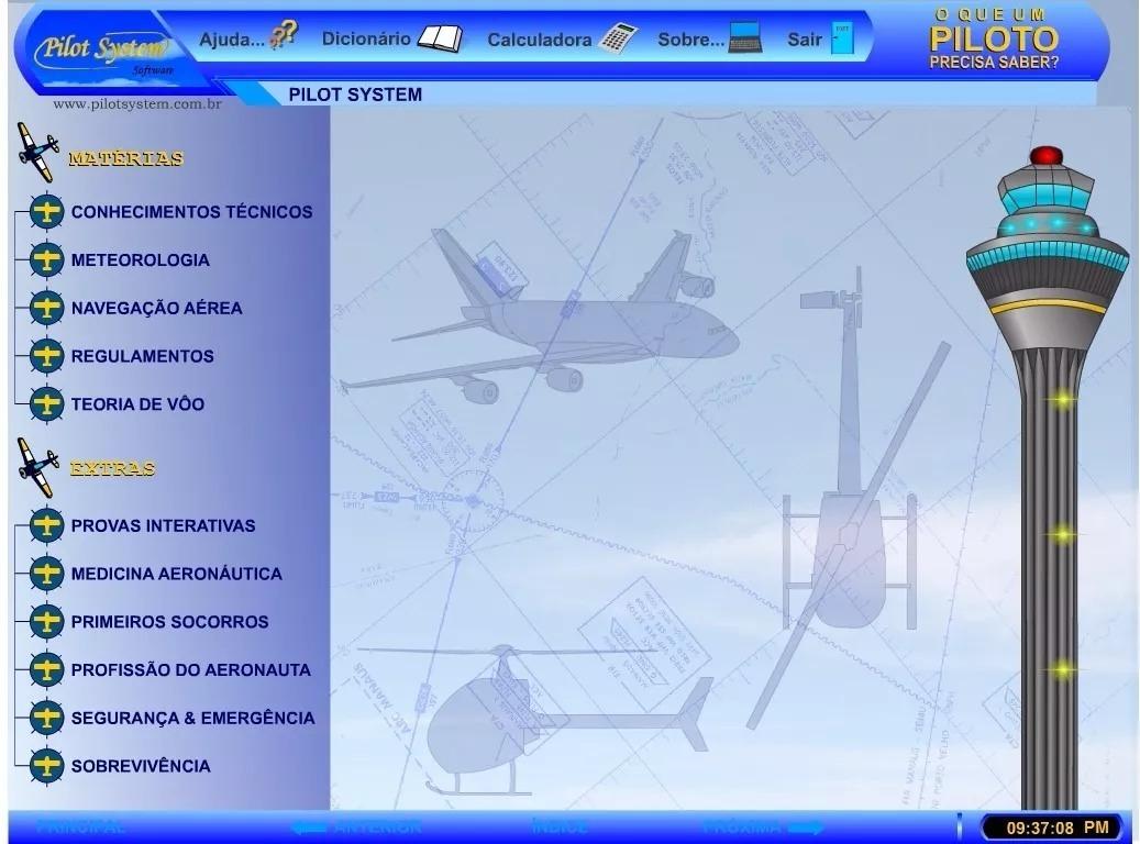 3ea27b1ddb0 Sistema Passar Na Anac (pp) (pc) Piloto Privado Atualizado - R  30 ...