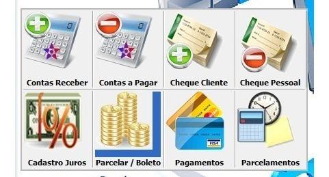 0324bcedd Sistema Pdv Controle De Estoque + Frente Caixa - Loja Roupas - R$ 99 ...