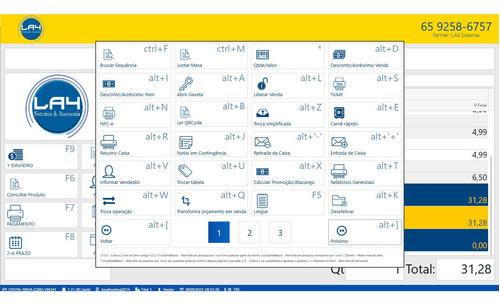 sistema pdv, venda, software, mercado