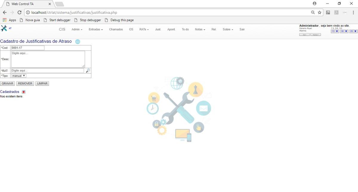 Sistema php controle de assistncia tcnica r 5000 em mercado carregando zoom ccuart Choice Image