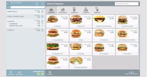 sistema php pdv para pizzaria bares restaurante lanchonetes