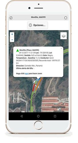 sistema plataforma de rastreo satelital gps tracker