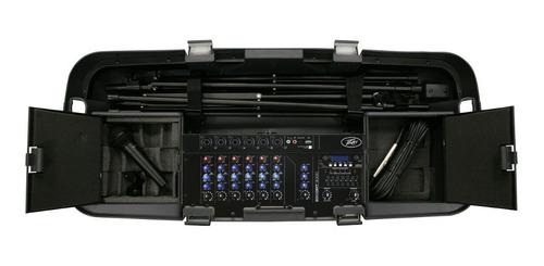 sistema portable peavey escort 3000 300w 7canales en stock!