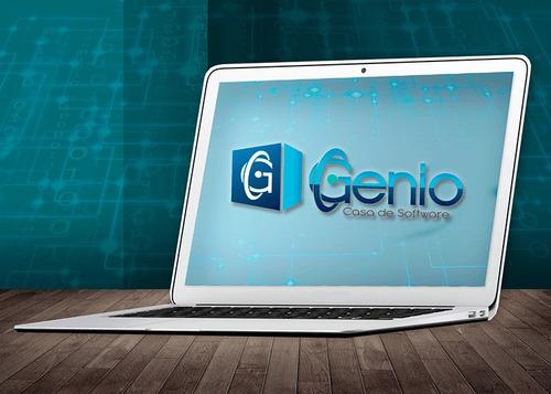 sistema programa administrativo genio servicio soporte