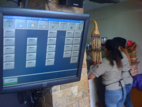 sistema programa administrativo restaurant / comida rápida