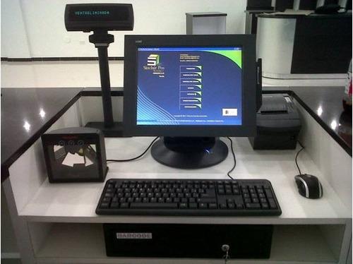 sistema programa administrativo tienda minimarke charcuteria