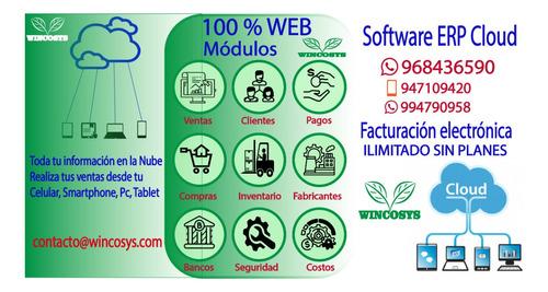 sistema programa software
