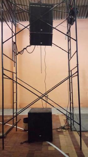 sistema rcf nx-l23a line array