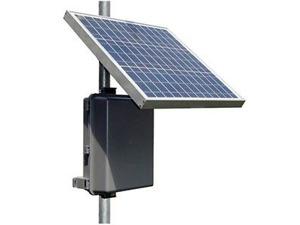 sistema remoto de vigilancia solar