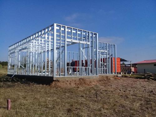 sistema seco. steel framing