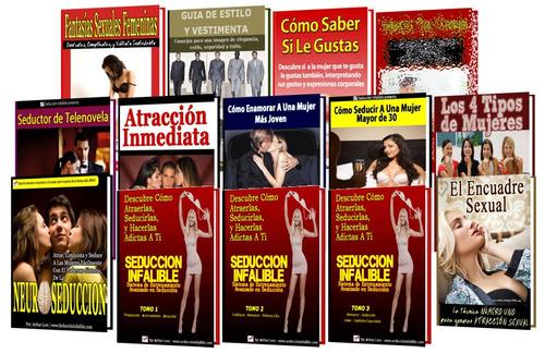 sistema seducción infalible completo arthur love + bonos