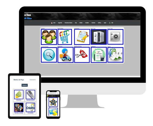 sistema, software pos para negocios y tiendas