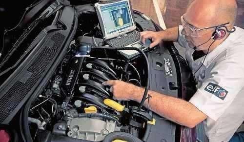 sistema software scanner diagnostico automotriz multimarca