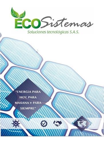 sistema solar residencial