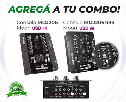sistema sonido musica funcional para comercios 4 parlantes
