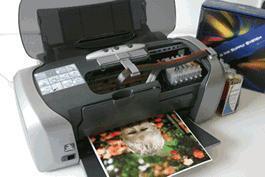 sistema tinta continua