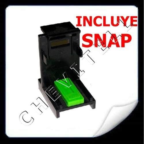sistema tinta continua cartucho hp 662 hp 664 + snap + envio