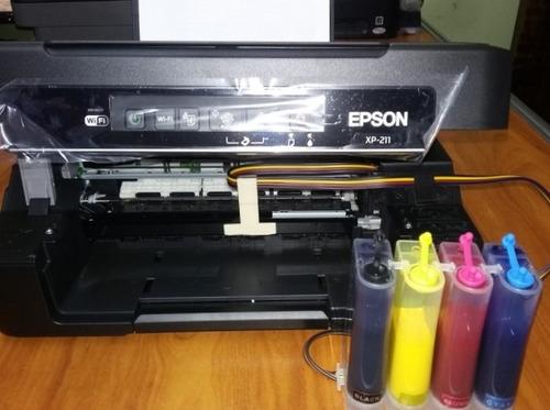 sistema tinta continua para epson