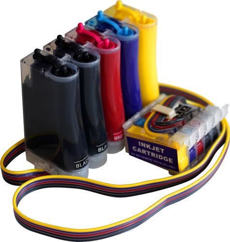 sistema tinta continua para epson artisan 725, a700, a835