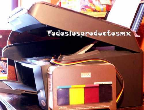 sistema tinta t10, t11, t20, tx300f, tx100, tx200, tx400
