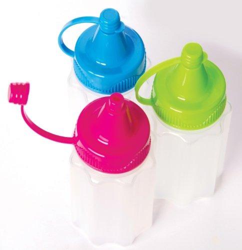 sistema to go colección salsa contenedor / botella de plást