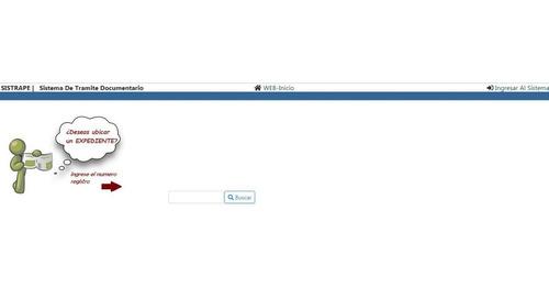 sistema tramite documentario-archivos web bootstrap4 +codigo