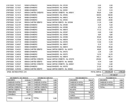 sistema trindade software + pdv nfe e nfce 4.0 + multiloja