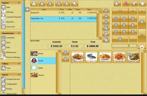 sistema ventas y inventario negocios (colmados)