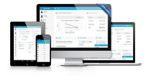sistema web de gestão comercial