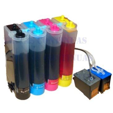 sistemas continuos de tinta hp,canon.