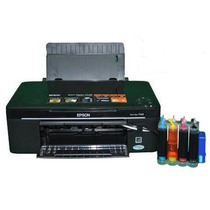 Sistema Continuo Epson T25 Tx125 Tx135 Tx133 T115 Cx5600