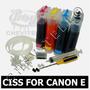 Sistema Tinta Impresoras Canon E401 E461 E481 Cartucho 44 54