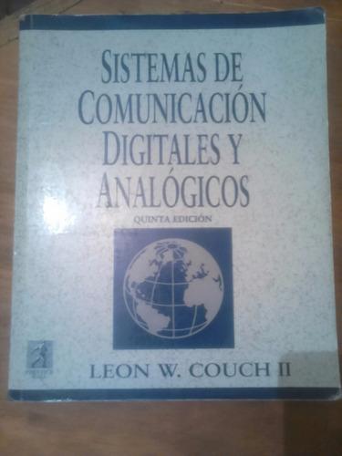 sistemas de comunicación digitales y analógicos