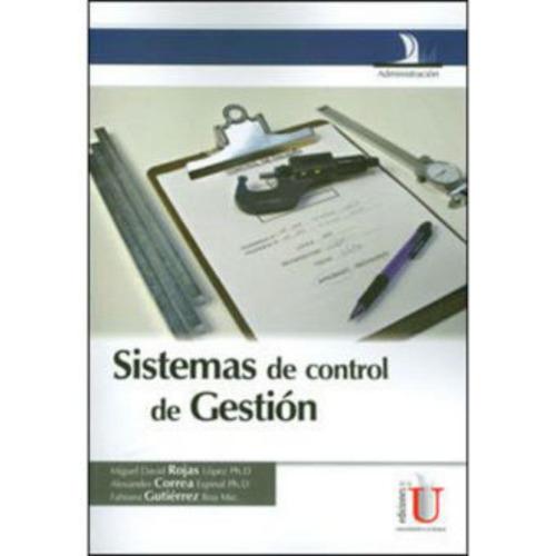 sistemas de control de gestión - varios autores