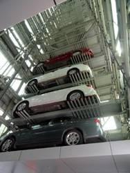 sistemas de estacionamiento comerciales y residenciales