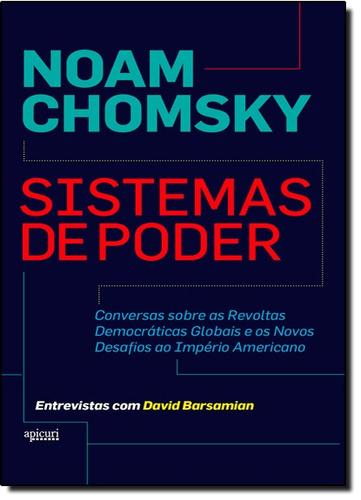 sistemas de poder de chomsky noam