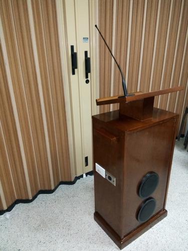 sistemas de sonido, audio