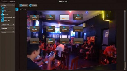 sistemas de ventas para bares,pollerias,cevicherias