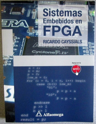 sistemas embebidos en fpga - alfaomega
