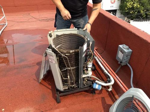 sistemas hvac y servicio de aire acondicionado