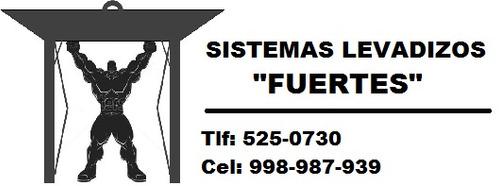 sistemas levadizos(provincias)