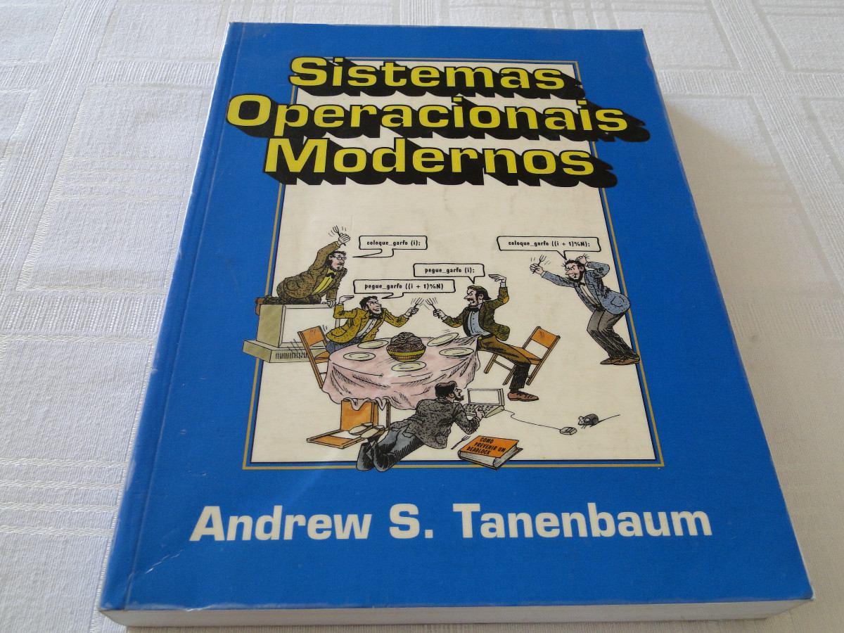 gratis sistemas operacionais modernos tanenbaum