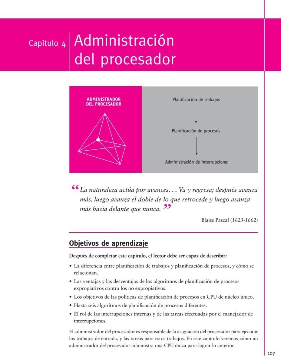 Sistemas Operativos - 6ª Edicion Mchoes Flynn - No Fisico