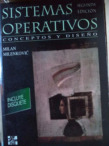 sistemas operativos conceptos y diseño m. milenkovic cpx2073