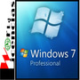 Windows 7 Pro Professional Sp1 Licencia Original Para 1 Pc