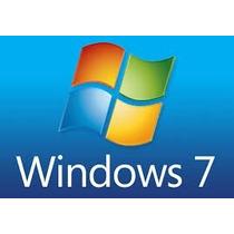 Licencia Original Windows 7 Profesional | 32/64 Bits | 1 P