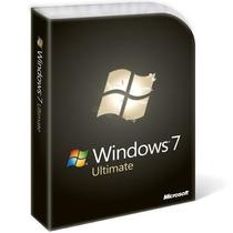 Licencia Windows7 Ultimate 32 Y 64 Bit Retail 100% Original